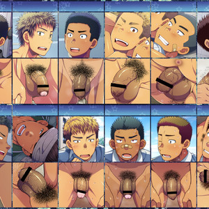 [LUNATIQUE] Let's prank to seniors and classmates in stop time [CG] – Gay Comics image 002