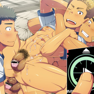 [LUNATIQUE] Let's prank to seniors and classmates in stop time [CG] – Gay Comics image 069