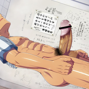 [LUNATIQUE] Let's prank to seniors and classmates in stop time [CG] – Gay Comics image 097