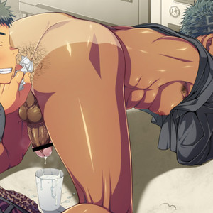 [LUNATIQUE] Let's prank to seniors and classmates in stop time [CG] – Gay Comics image 139