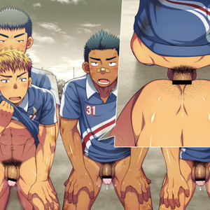 [LUNATIQUE] Let's prank to seniors and classmates in stop time [CG] – Gay Comics image 207