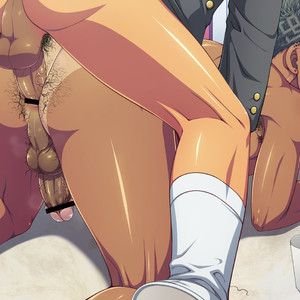 [LUNATIQUE] Let's prank to seniors and classmates in stop time [CG] – Gay Comics image 358