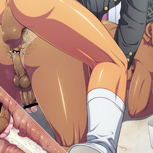 [LUNATIQUE] Let's prank to seniors and classmates in stop time [CG] – Gay Comics image 360