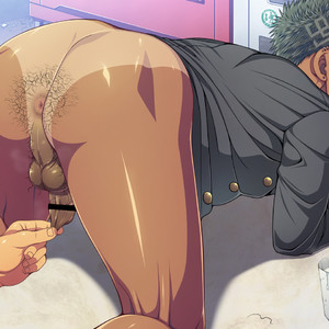 [LUNATIQUE] Let's prank to seniors and classmates in stop time [CG] – Gay Comics image 365