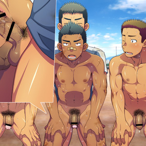 [LUNATIQUE] Let's prank to seniors and classmates in stop time [CG] – Gay Comics image 399