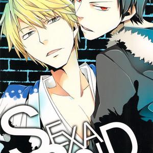 [Crazy9] Durarara dj – SEXAROID [JP] – Gay Comics image 001