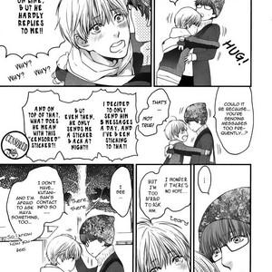 [NEKOTA Yonezou] Hidoku Shinai de ~ vol.07 [Eng] – Gay Comics image 014