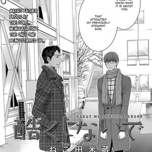 [NEKOTA Yonezou] Hidoku Shinai de ~ vol.07 [Eng] – Gay Comics image 131