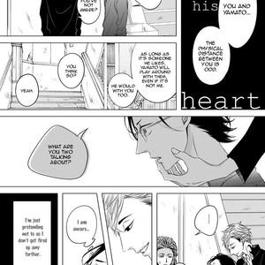 [KATSURA Komachi] Aka to Kuro [Eng] – Gay Manga image 022