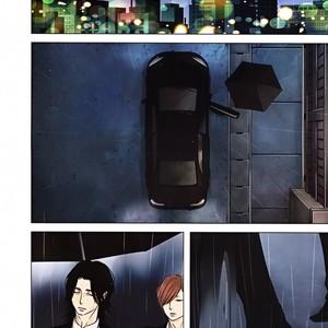 [KATSURA Komachi] Aka to Kuro [Eng] – Gay Manga image 029