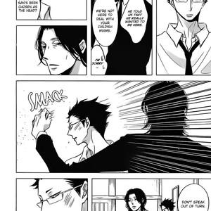 [KATSURA Komachi] Aka to Kuro [Eng] – Gay Manga image 031