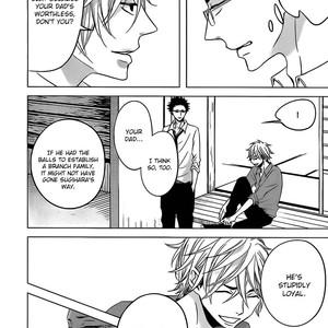 [KATSURA Komachi] Aka to Kuro [Eng] – Gay Manga image 035
