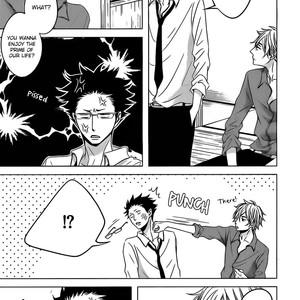 [KATSURA Komachi] Aka to Kuro [Eng] – Gay Manga image 036