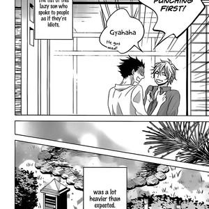 [KATSURA Komachi] Aka to Kuro [Eng] – Gay Manga image 037