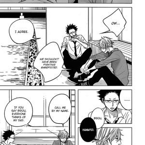 [KATSURA Komachi] Aka to Kuro [Eng] – Gay Manga image 038