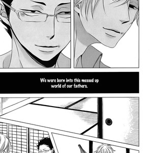 [KATSURA Komachi] Aka to Kuro [Eng] – Gay Manga image 044