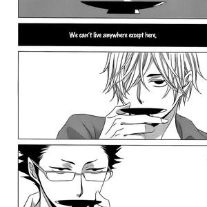 [KATSURA Komachi] Aka to Kuro [Eng] – Gay Manga image 045