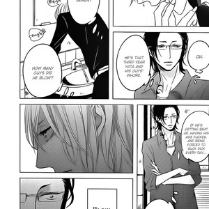 [KATSURA Komachi] Aka to Kuro [Eng] – Gay Manga image 049