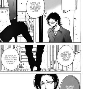[KATSURA Komachi] Aka to Kuro [Eng] – Gay Manga image 050