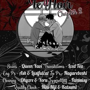 [KATSURA Komachi] Aka to Kuro [Eng] – Gay Manga image 055