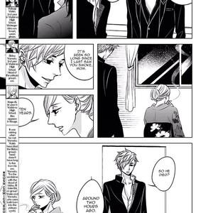 [KATSURA Komachi] Aka to Kuro [Eng] – Gay Manga image 059