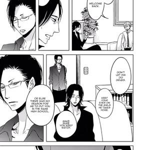 [KATSURA Komachi] Aka to Kuro [Eng] – Gay Manga image 071