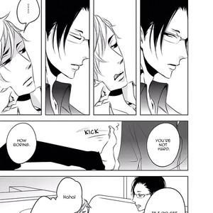 [KATSURA Komachi] Aka to Kuro [Eng] – Gay Manga image 079