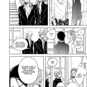 [KATSURA Komachi] Aka to Kuro [Eng] – Gay Manga image 084