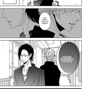 [KATSURA Komachi] Aka to Kuro [Eng] – Gay Manga image 086