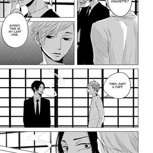 [KATSURA Komachi] Aka to Kuro [Eng] – Gay Manga image 097