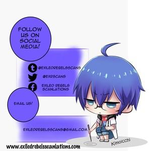 [KATSURA Komachi] Aka to Kuro [Eng] – Gay Manga image 106