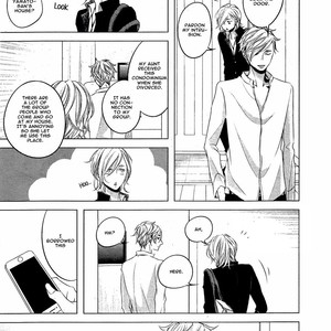[KATSURA Komachi] Aka to Kuro [Eng] – Gay Manga image 111