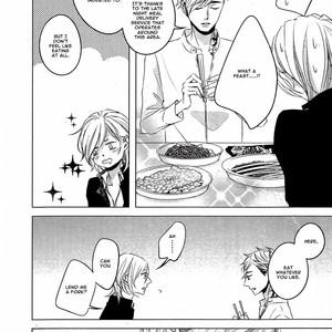 [KATSURA Komachi] Aka to Kuro [Eng] – Gay Manga image 114