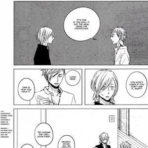 [KATSURA Komachi] Aka to Kuro [Eng] – Gay Manga image 116