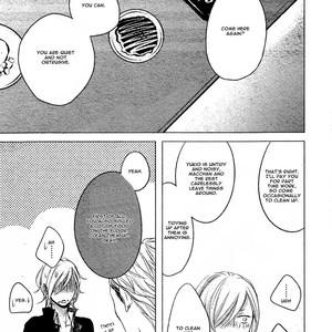 [KATSURA Komachi] Aka to Kuro [Eng] – Gay Manga image 121