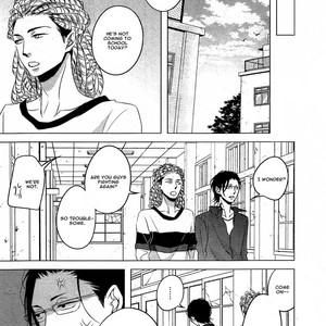 [KATSURA Komachi] Aka to Kuro [Eng] – Gay Manga image 127