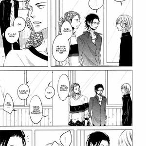 [KATSURA Komachi] Aka to Kuro [Eng] – Gay Manga image 129