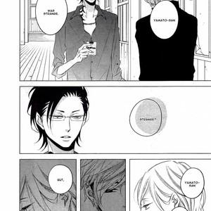[KATSURA Komachi] Aka to Kuro [Eng] – Gay Manga image 130