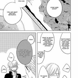[KATSURA Komachi] Aka to Kuro [Eng] – Gay Manga image 154