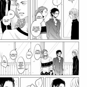 [KATSURA Komachi] Aka to Kuro [Eng] – Gay Manga image 162