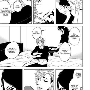 [KATSURA Komachi] Aka to Kuro [Eng] – Gay Manga image 169