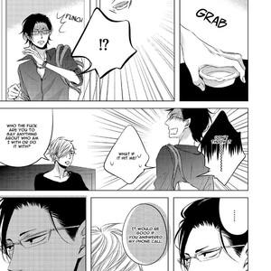 [KATSURA Komachi] Aka to Kuro [Eng] – Gay Manga image 173