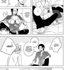 [KATSURA Komachi] Aka to Kuro [Eng] – Gay Manga image 254