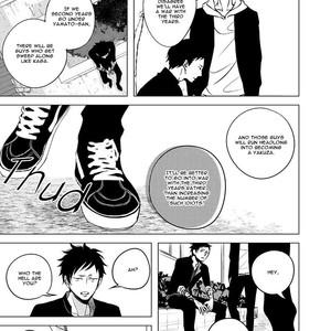 [KATSURA Komachi] Aka to Kuro [Eng] – Gay Manga image 270
