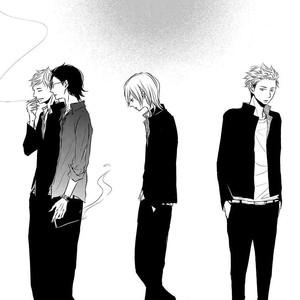 [KATSURA Komachi] Aka to Kuro [Eng] – Gay Manga image 273