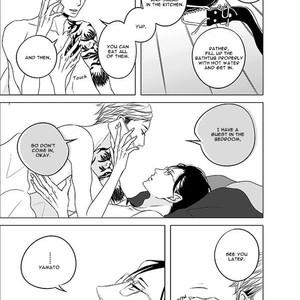 [KATSURA Komachi] Aka to Kuro [Eng] – Gay Manga image 275
