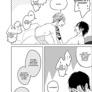 [KATSURA Komachi] Aka to Kuro [Eng] – Gay Manga image 276