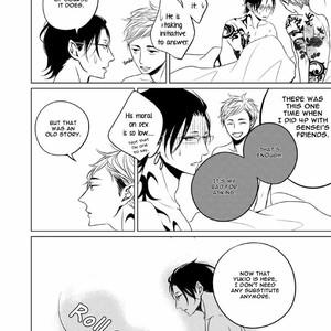 [KATSURA Komachi] Aka to Kuro [Eng] – Gay Manga image 303