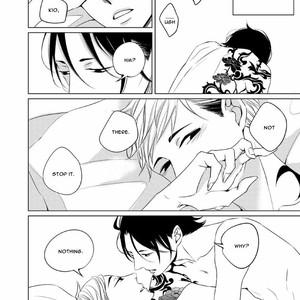 [KATSURA Komachi] Aka to Kuro [Eng] – Gay Manga image 311