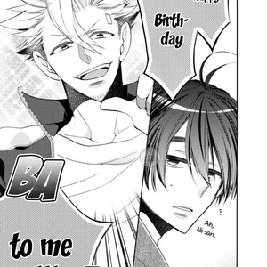 [YOSHIDAYA Roku] Ookami-san to Eroi koto [Eng] – Gay Comics image 047